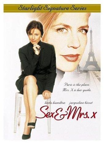 Sex and Mrs. X Poster