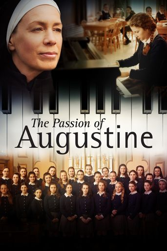 The Passion of Augustine Poster