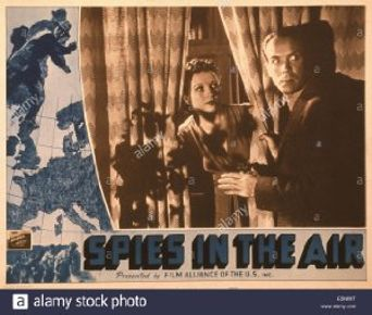Spies of the Air Poster