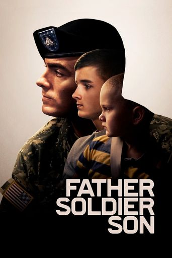 Father Soldier Son Poster