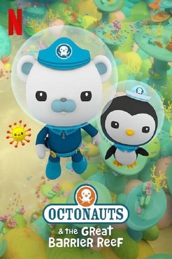 Octonauts & the Great Barrier Reef Poster