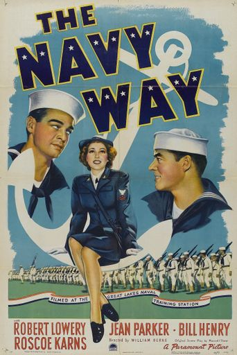 The Navy Way Poster