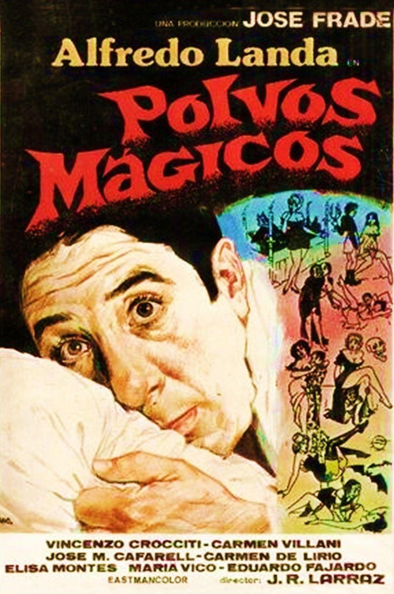 Magic Powder Poster