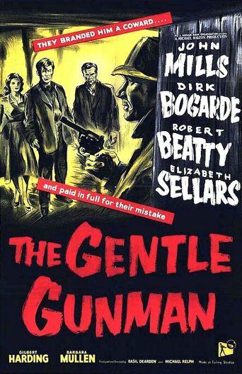 The Gentle Gunman Poster