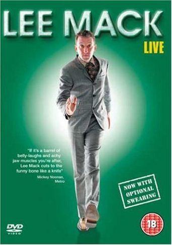 Lee Mack: Live Poster