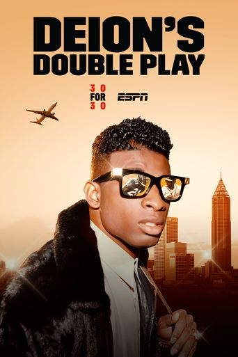 Deion's Double Play Poster