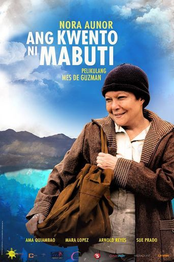 The Story of Mabuti Poster