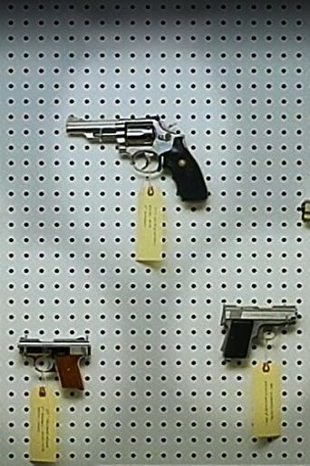 5 American Handguns - 5 American Kids Poster