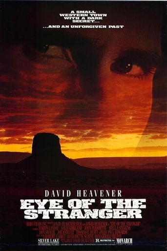 Eye of the Stranger Poster