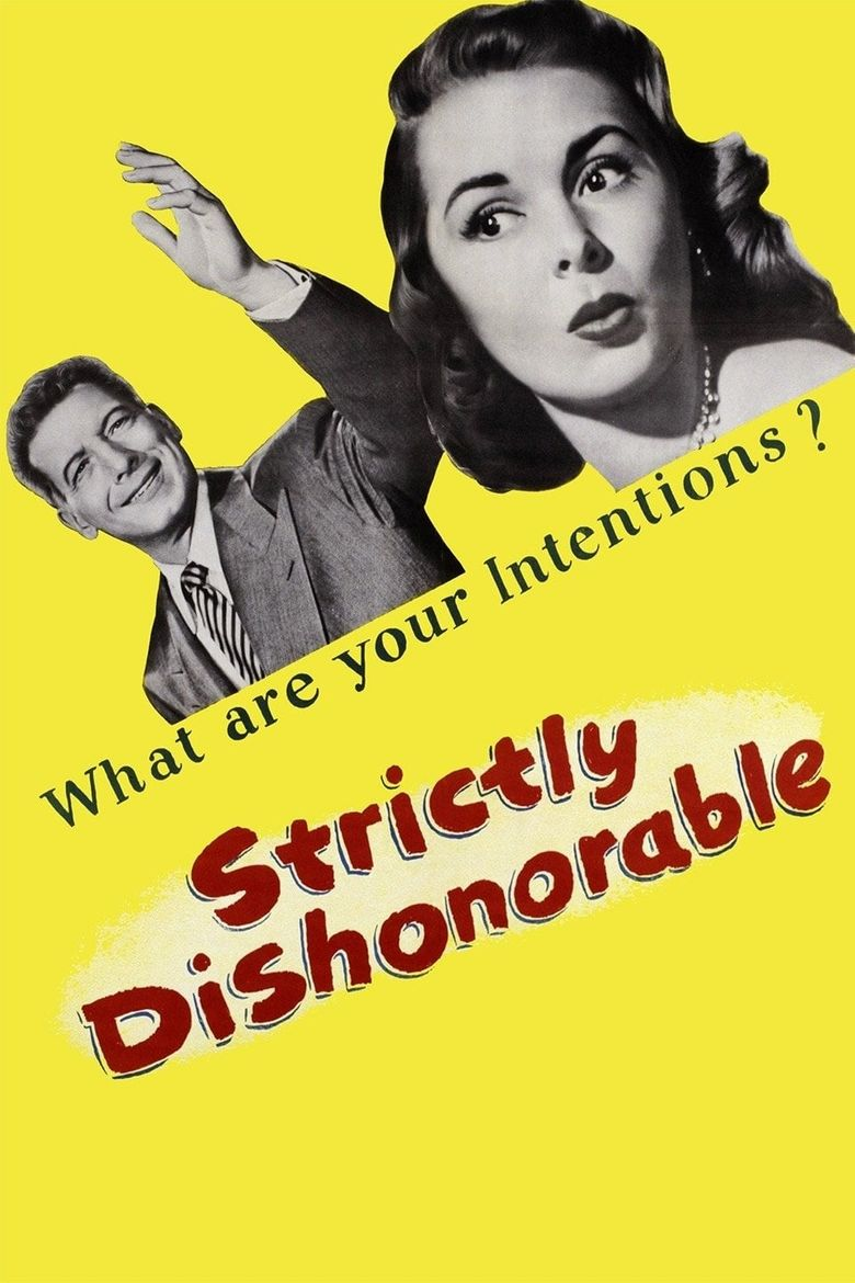 Watch Strictly Dishonorable