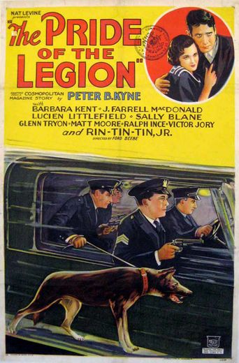 Pride of the Legion Poster