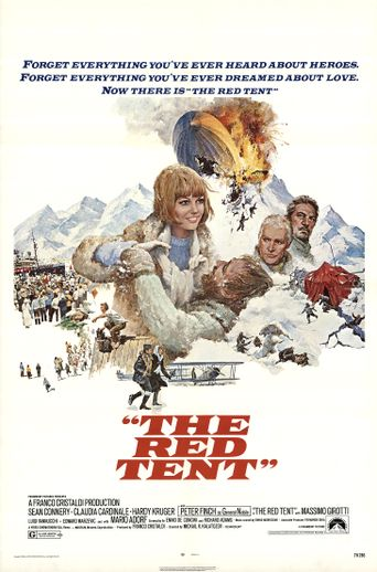 The Red Tent Poster