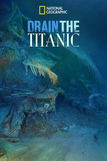 Drain the Titanic Poster