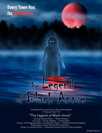 The Legend of Black Annie Poster