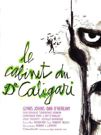 The Cabinet of Caligari Poster