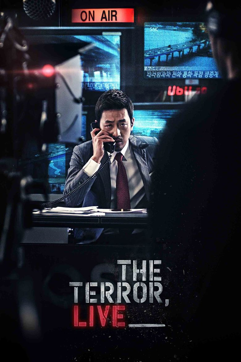 The Terror Live Poster