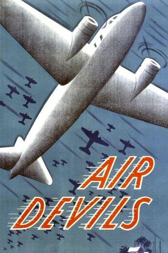 Air Devils Poster