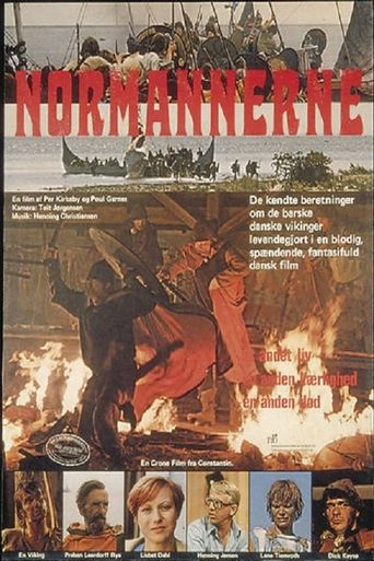Normannerne Poster