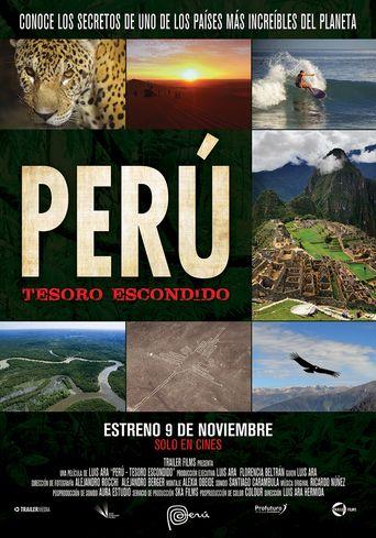 Perú: Tesoro escondido Poster