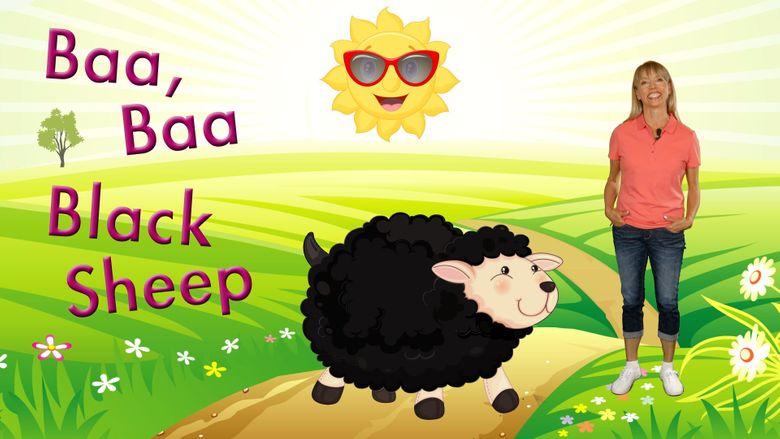 Baa, Baa Black Sheep Poster