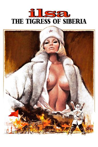Ilsa, the Tigress of Siberia Poster