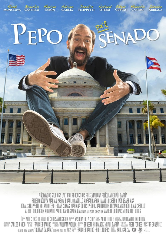 Watch Pepo Pa'l Senado