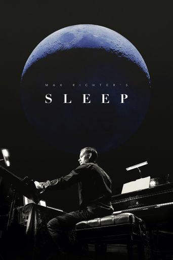 Max Richter's Sleep Poster