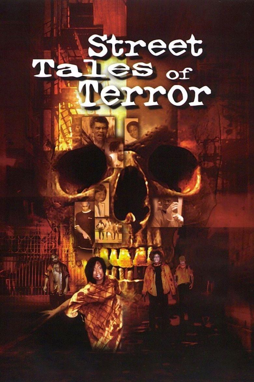 Street Tales of Terror Poster