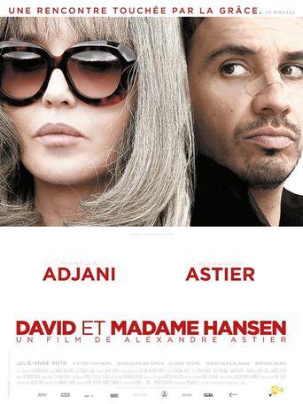 David et Madame Hansen Poster