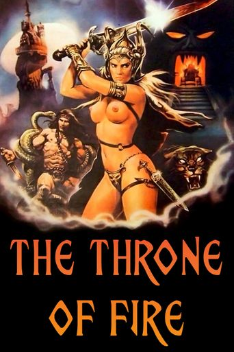 Throne of Fire Poster