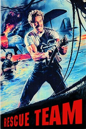Rescue Team Poster