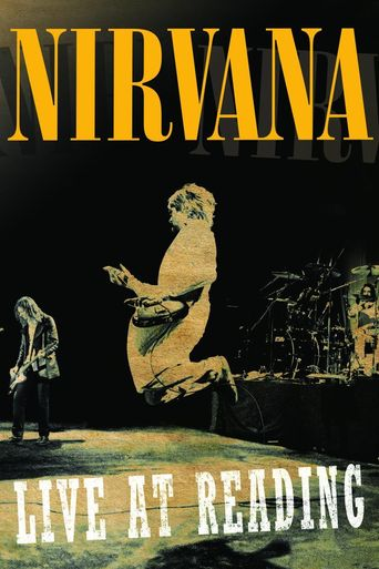 Nirvana: Live at Reading Poster