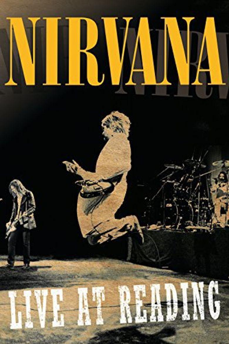 Nirvana: Live At Reading Poster