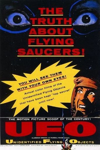 Unidentified Flying Objects: The True Story of Flying Saucers Poster