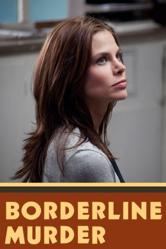 Borderline Murder Poster