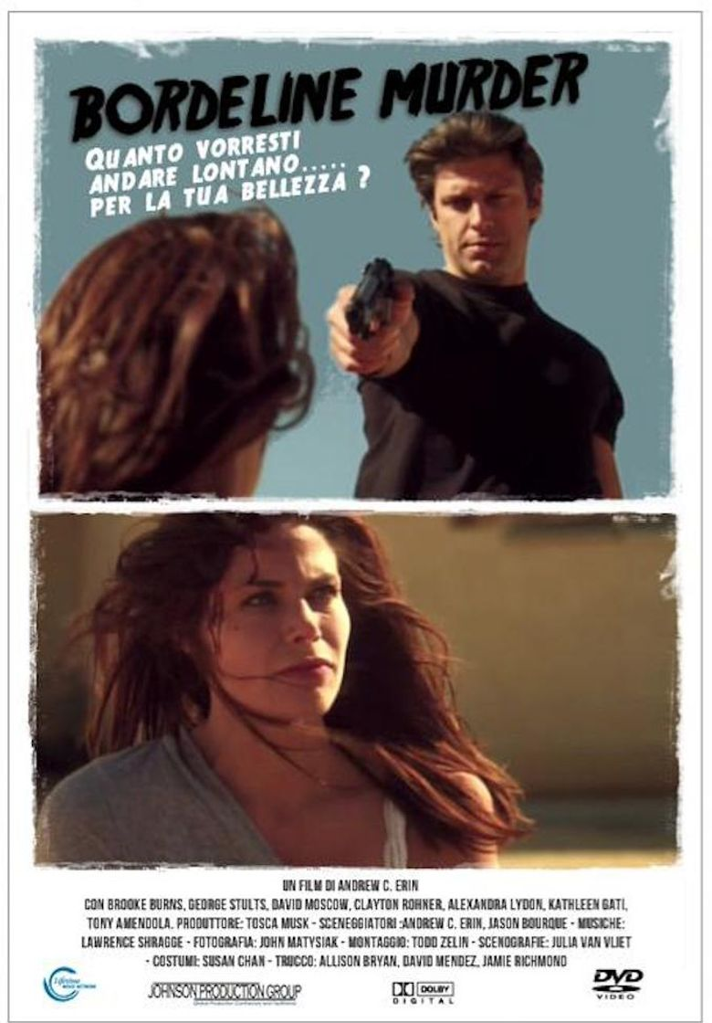 Watch Borderline Murder