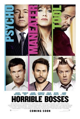Watch Horrible Bosses