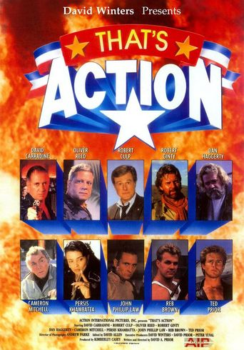 That's Action Poster