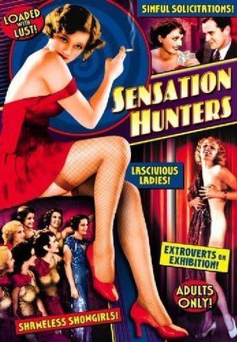 Sensation Hunters Poster