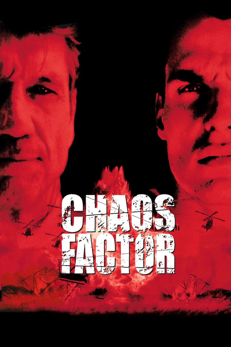 The Chaos Factor Poster