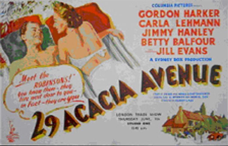 29 Acacia Avenue Poster