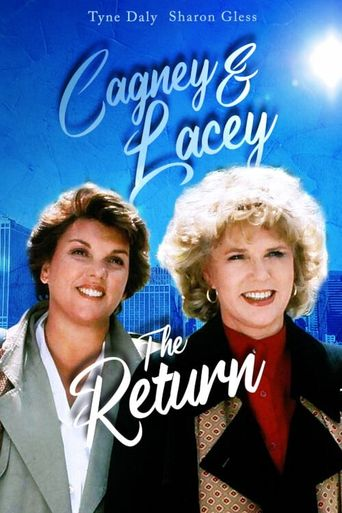 Cagney & Lacey: The Return Poster