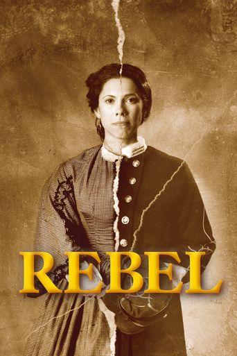 Rebel: Loreta Velazquez, Secret Soldier of the American Civil War Poster