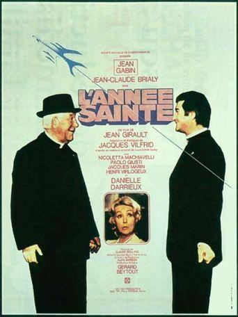L'année sainte Poster