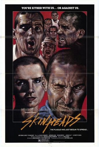 Skinheads Poster