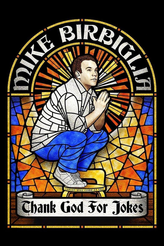Mike Birbiglia: Thank God for Jokes Poster