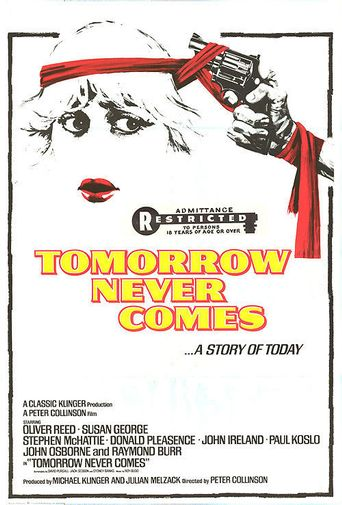 Tomorrow Never Comes Poster