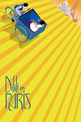 Dilili in Paris Poster