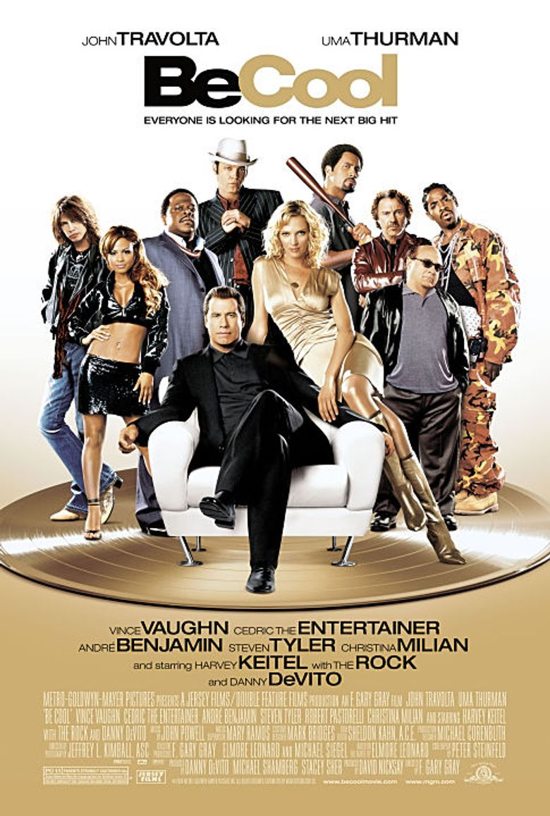 Be Cool Poster