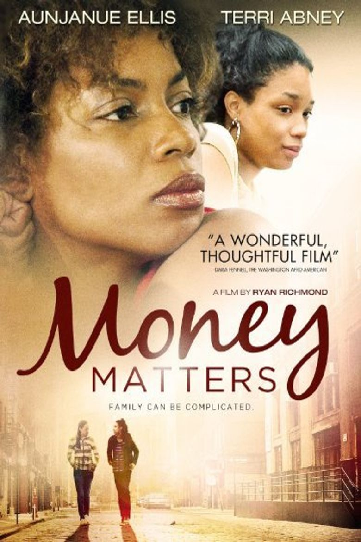 Money Matters Poster